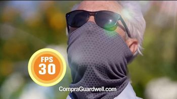 Copper Fit Guardwell Face Protector TV Spot, 'Más cómodo' [Spanish] - Thumbnail 5