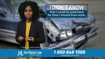 Jim Glaser Law TV Spot, 'I Didn't Know'