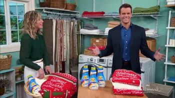Snuggle SuperCare TV Spot, 'Home & Family: Holiday Are Here' Featuring Debbie Matenopoulos, Cameron Mathison - 5 commercial airings
