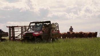 Polaris Ag Advantage TV Spot, 'Farm and Ranch Families'