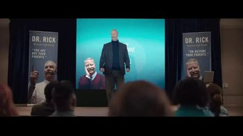 Progressive Home Quote Explorer TV Spot, 'Dr. Rick: Seminar'