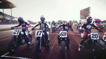American Flat Track TV Spot, '2020 Charlotte Half-Mile' - 4 commercial airings
