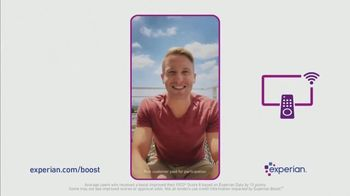 Experian Boost TV Spot, \'Can Paying for Streaming Services Boost Your Score?\'