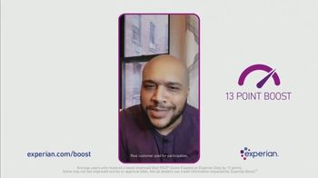 Experian Boost TV Spot, 'Can Paying for Streaming Services Boost Your Score?' - Thumbnail 4