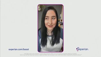 Experian Boost TV Spot, 'Can Paying for Streaming Services Boost Your Score?' - Thumbnail 5
