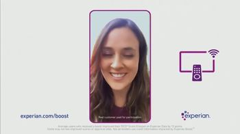Experian Boost TV Spot, 'Can Paying for Streaming Services Boost Your Score?' - Thumbnail 7