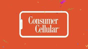 Consumer Cellular TV Spot, 'Toast to 2020: Flexible Plans' - Thumbnail 2