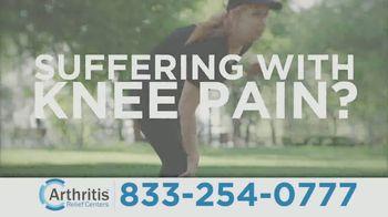 Arthritis Relief Centers TV Spot, 'Breakthrough Treatment for Knee Pain'