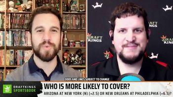 DraftKings Sportsbook TV Spot, 'Week 14 Betting Angles'