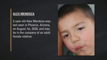 National Center for Missing & Exploited Children TV Spot, 'Alex Mendoza'
