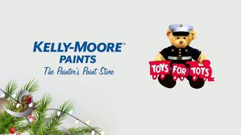 Kelly-Moore Paints TV Spot, 'Toys for Tots: Holidays'