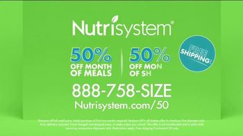 Nutrisystem TV Spot, 'Knock Knock: 50% Off Month of Meals and Shakes' - Thumbnail 9