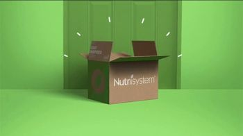Nutrisystem TV Spot, 'Knock Knock: 50% Off Month of Meals and Shakes' - Thumbnail 3