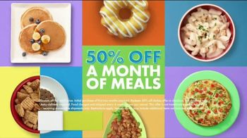 Nutrisystem TV Spot, 'Knock Knock: 50% Off Month of Meals and Shakes' - Thumbnail 5