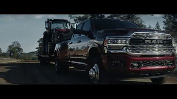 Ram Trucks 2020 Auto Show Event TV Spot, 'At Our Best' Song by Chris Stapleton [T2] - Thumbnail 3