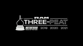 Ram Trucks 2020 Auto Show Event TV Spot, 'At Our Best' Song by Chris Stapleton [T2] - Thumbnail 8