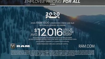 Ram Trucks 2020 Auto Show Event TV Spot, 'At Our Best' Song by Chris Stapleton [T2] - Thumbnail 9