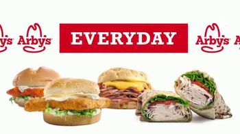 Arby's 2 for $6 Everyday Value TV Spot, 'Biggest Fish Sandwich' Song by YOGI