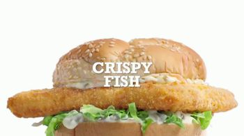 Arby's 2 for $6 Everyday Value TV Spot, 'Biggest Fish Sandwich' Song by YOGI - Thumbnail 5