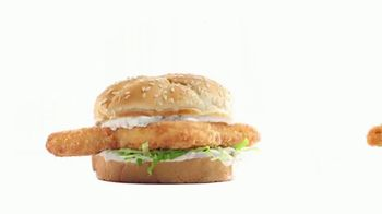 Arby's 2 for $6 Everyday Value TV Spot, 'Biggest Fish Sandwich' Song by YOGI - Thumbnail 6