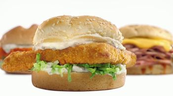 Arby's 2 for $6 Everyday Value TV Spot, 'Biggest Fish Sandwich' Song by YOGI - Thumbnail 7
