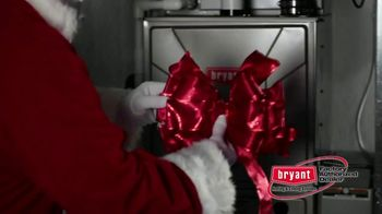 Bryant Heating & Cooling TV Spot, 'Christmas Gift Pick: $1,000 Off'