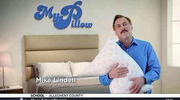 My Pillow Premium TV Spot, 'Morgan L.: $40 Savings'