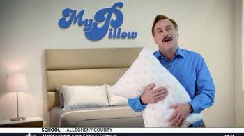 My Pillow Premium TV Spot, 'Morgan L.: $40 Savings' - Thumbnail 1
