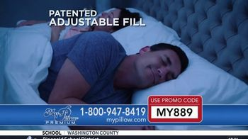 My Pillow Premium TV Spot, 'Morgan L.: $40 Savings' - Thumbnail 5