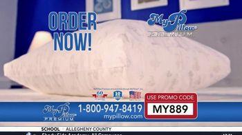 My Pillow Premium TV Spot, 'Morgan L.: $40 Savings' - Thumbnail 7