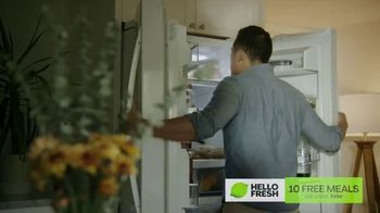 HelloFresh TV Spot, 'New Year: 10 Free Meals'