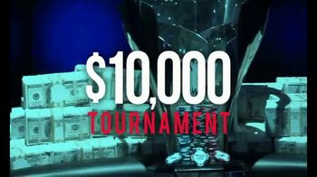 World Poker Tour TV Spot, 'Tournament: $10,000'