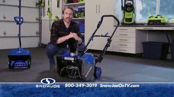 Snow Joe TV Spot, 'This Winter: $100 in Savings'