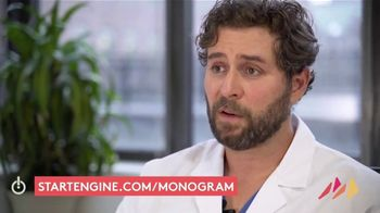 StartEngine TV Spot, 'Monogram: Dr. Doug Unis'