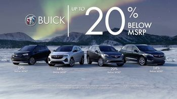 Buick TV Spot, 'Just What I Wanted' Song by Matt and Kim [T2] - Thumbnail 7