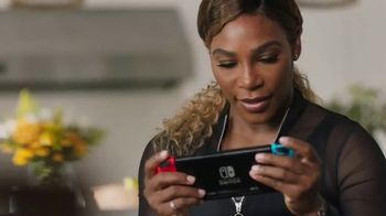 Nintendo Switch TV Spot, 'Serena Williams Plays Her Favorite Games'
