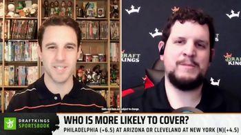 DraftKings Sportsbook TV Spot, 'Week 15 Betting Angles'