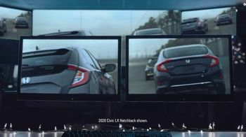 Happy Honda Days Sales Event TV Spot, 'Serious: Accord and Civic' [T2] - 7 commercial airings