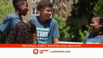 CustomInk TV Spot, 'Being Together'