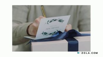 Zola TV Spot, 'The Easiest Wedding Registry' - Thumbnail 7