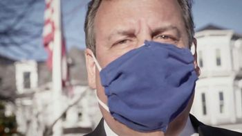 COVID Collaborative TV Spot, 'Wrong Side of History' Featuring Chris Christie - 9 commercial airings