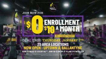Planet Fitness TV Spot, 'Get Moving: No Enrollment, $10 Per Month' - Thumbnail 8