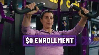Planet Fitness TV Spot, 'Get Moving: No Enrollment, $10 Per Month' - Thumbnail 2