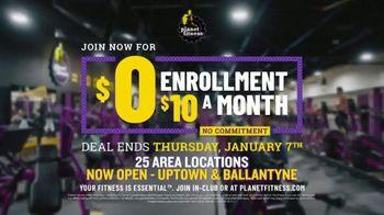 Planet Fitness TV Spot, 'Get Moving: No Enrollment, $10 Per Month' - Thumbnail 7