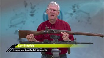 MidwayUSA TV Spot, 'Service Rifles' - 2 commercial airings