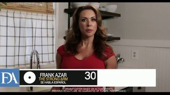 Franklin D. Azar & Associates, P.C. TV Spot, 'When You Least Expect It' - Thumbnail 3
