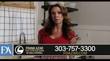 Franklin D. Azar & Associates, P.C. TV Spot, 'When You Least Expect It'