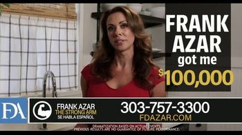 Franklin D. Azar & Associates, P.C. TV Spot, 'When You Least Expect It' - Thumbnail 6
