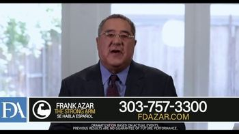 Franklin D. Azar & Associates, P.C. TV Spot, 'When You Least Expect It' - Thumbnail 7