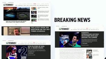 TENNIS.com TV Spot, 'News, Videos, and Podcasts' - Thumbnail 6